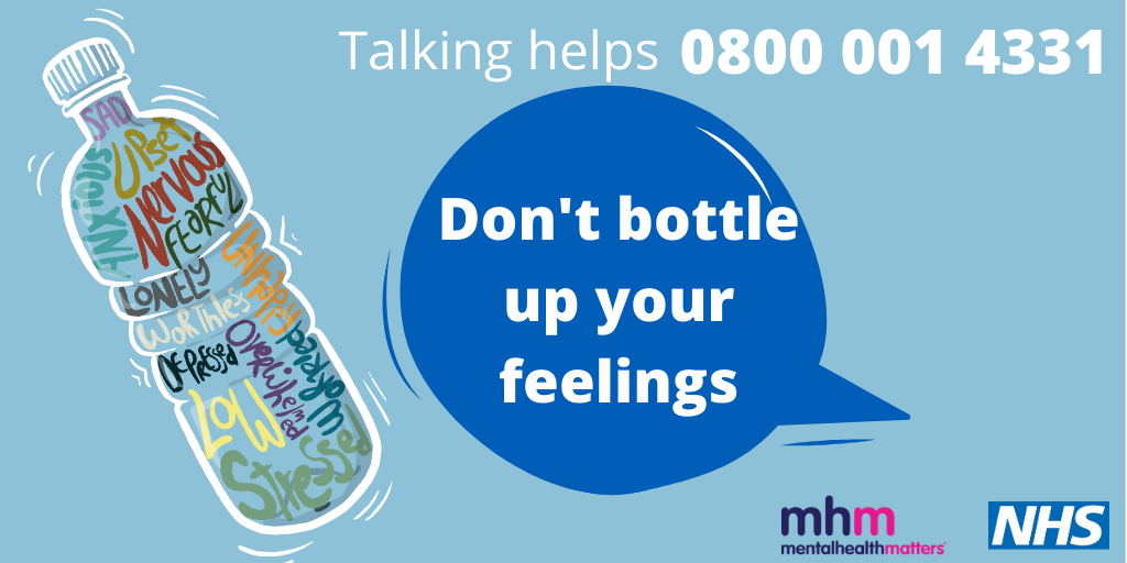 Lincs mental health helpline