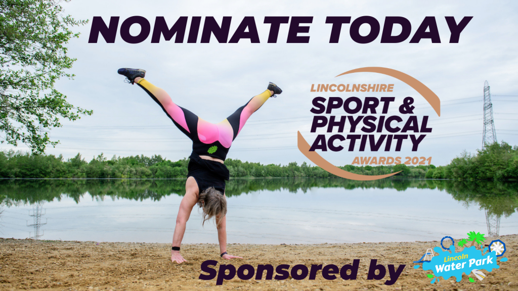 Nominate today - Lincolnshire Sport and Physical Activity Awards